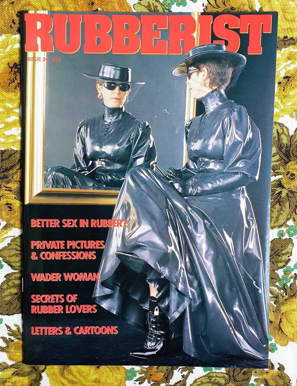 Vintage Fetish Mag: Rubberist No.24