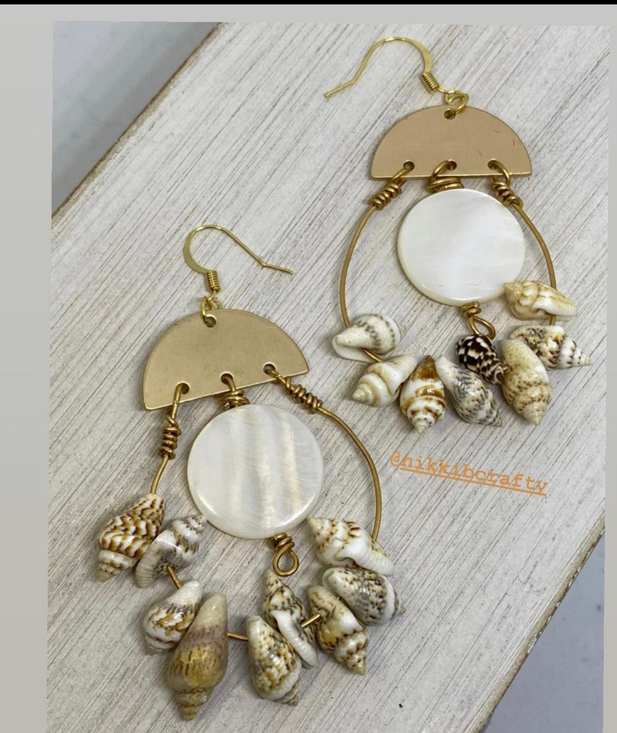 Image of She'll Get What She Wants Earrings