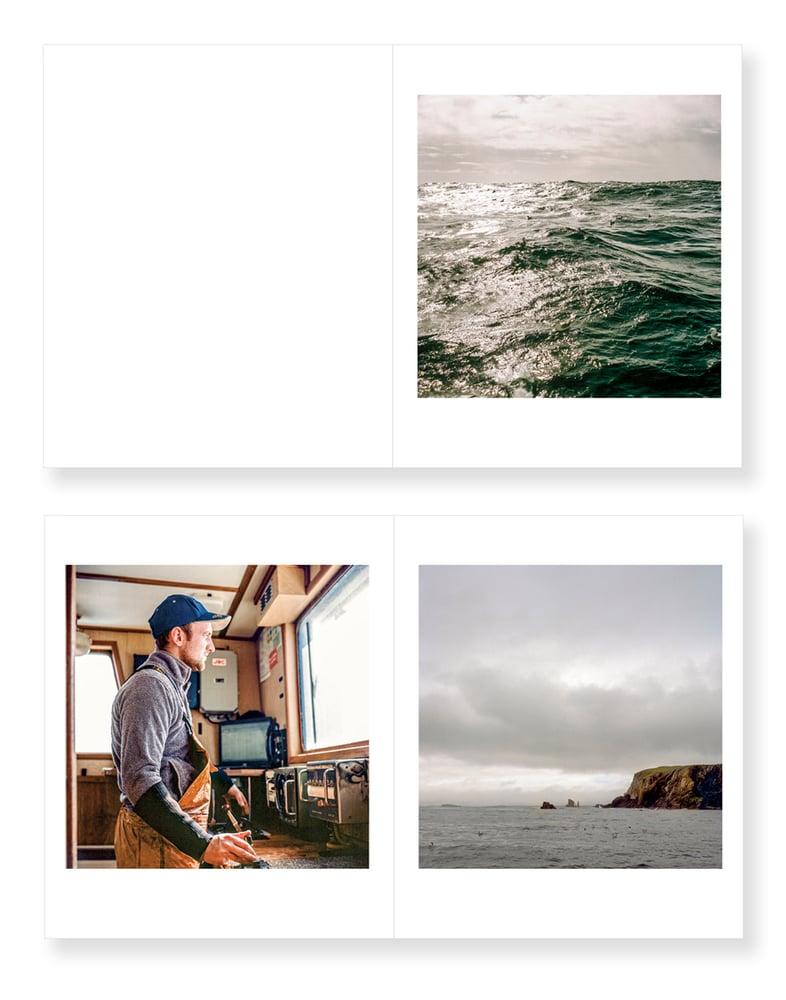 Image of North Sea Swells - Joanne Coates
