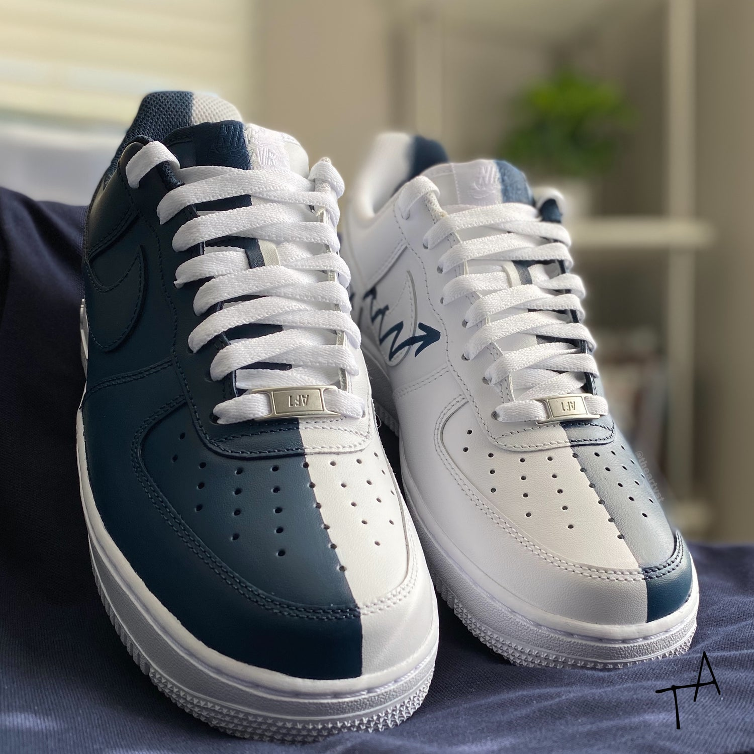 Image of Freestyle Air Force 1