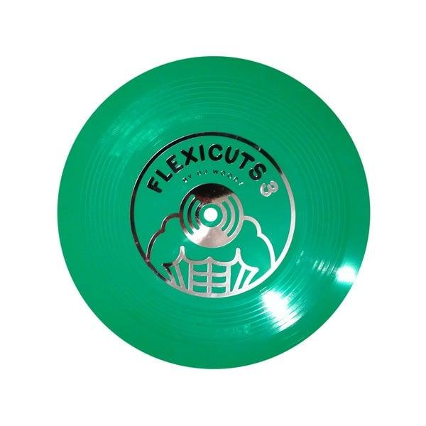 "Image of 7"" Flexidisc - FLEXICUTS 3 by DJ Woody / Remixed - WWFD003B"