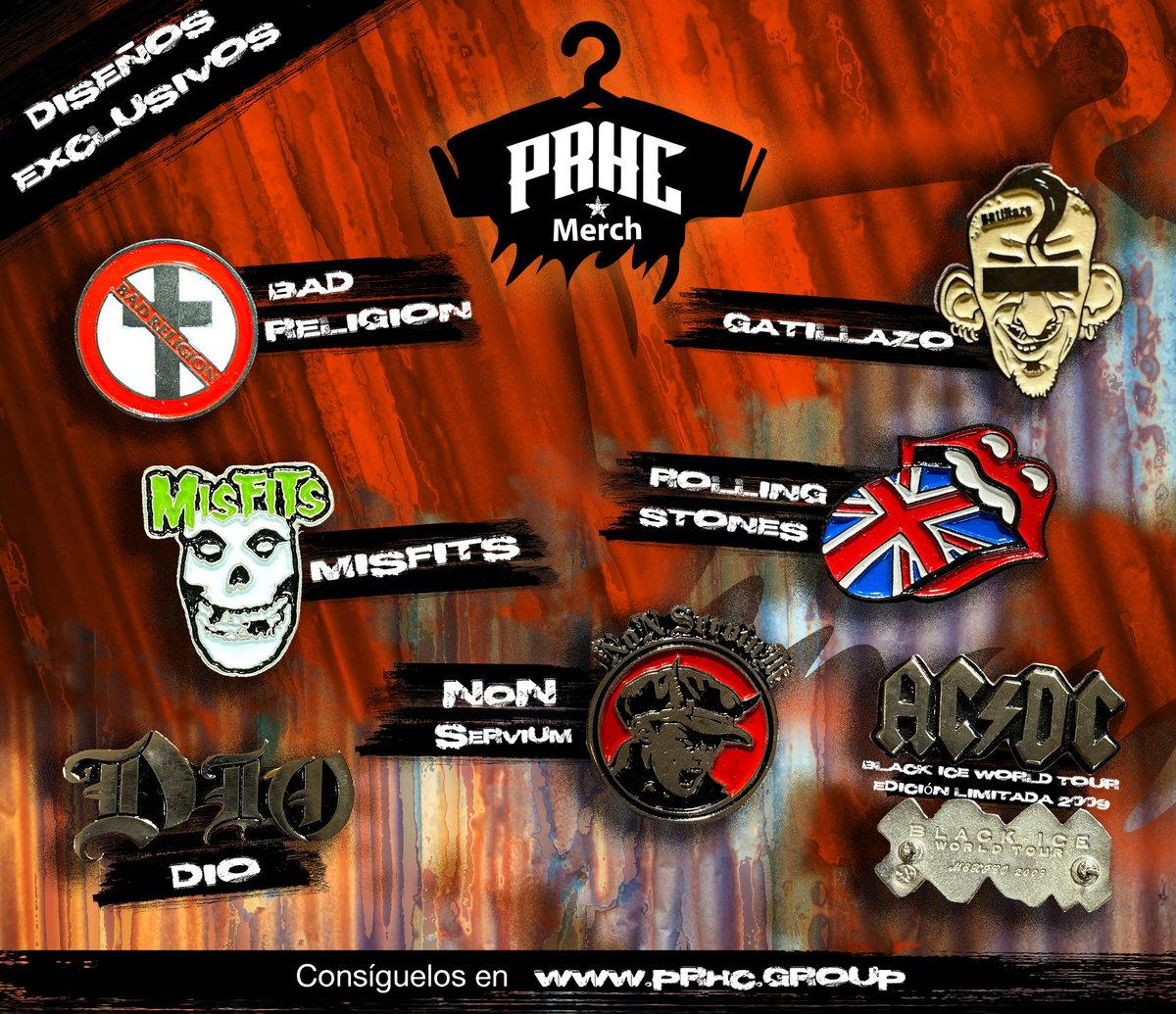 Image of Dio Metal Pin