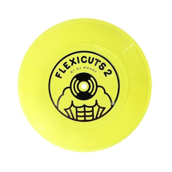 "Image of 7"" Flexidisc - FLEXICUTS 2 by DJ Woody / Remixed - WWFD002B"