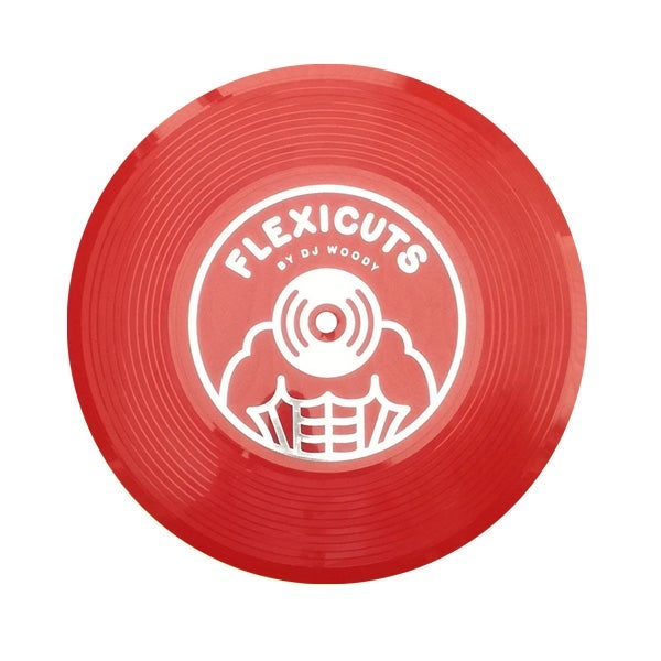 "Image of 7"" Flexidisc - FLEXICUTS 1 by DJ Woody / Remixed - WWFD001B"
