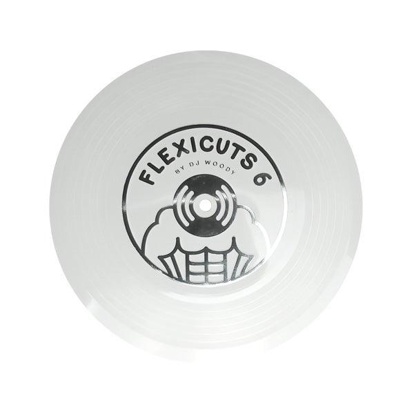 "Image of 7"" Flexidisc - FLEXICUTS 6 by DJ Woody - WWFD006"