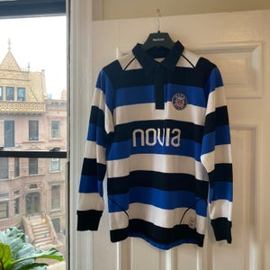 Image of Bath Rugby Shirt with Herman Miller Embroidery