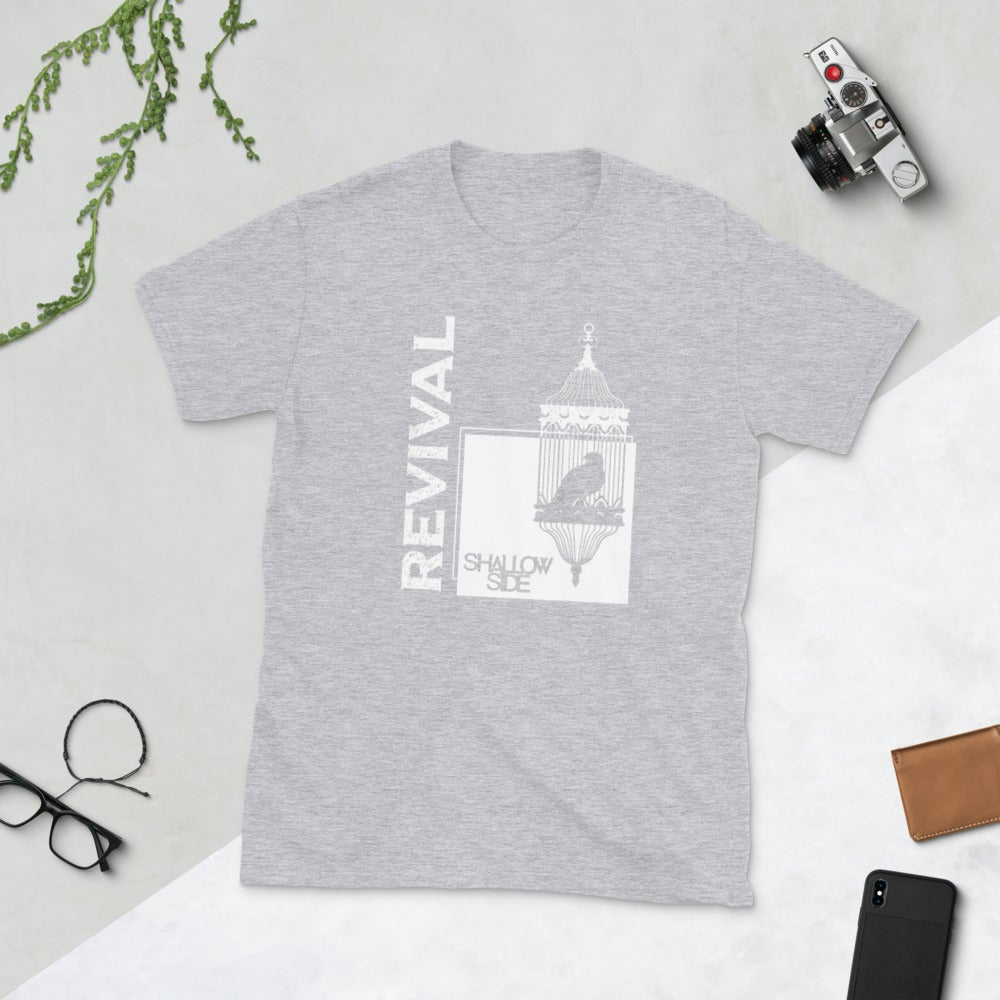 Shallow Side Bird in the Hand T-Shirt