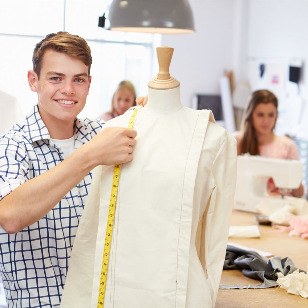 Image of VIRTUAL ZOOM and IN PERSON Fashion School Prep Class & SUMMER CAMP (14-19+yrs)