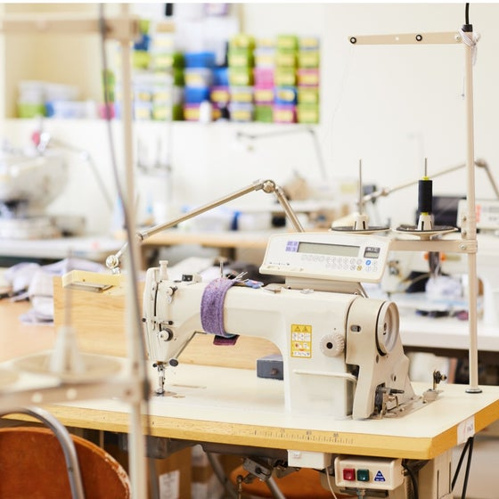 Image of IN PERSON Industrial Sewing Machine Lessons