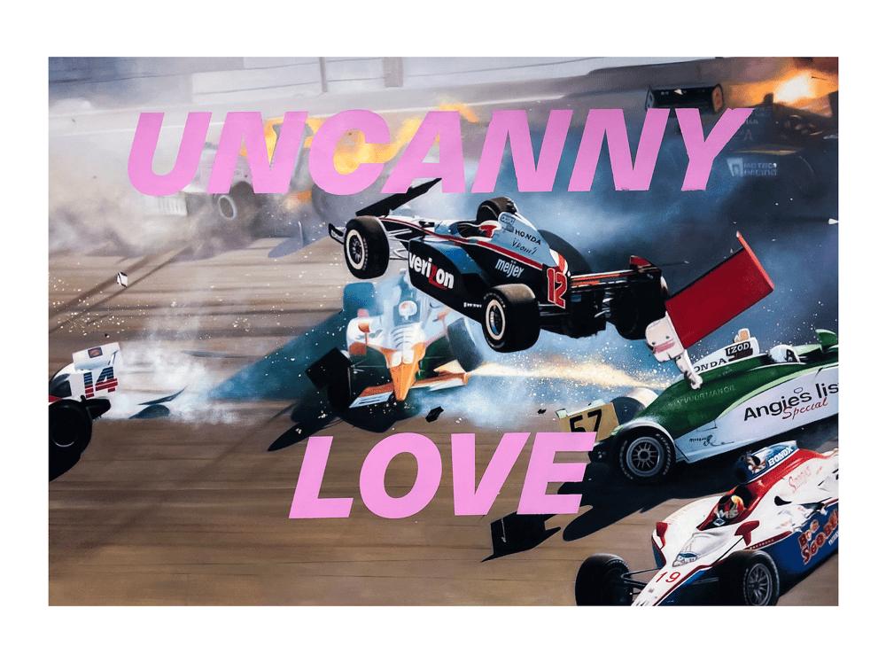 """Uncanny Love"" by marok"
