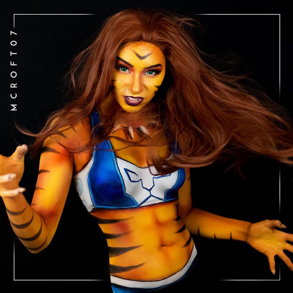 Image of Tigra