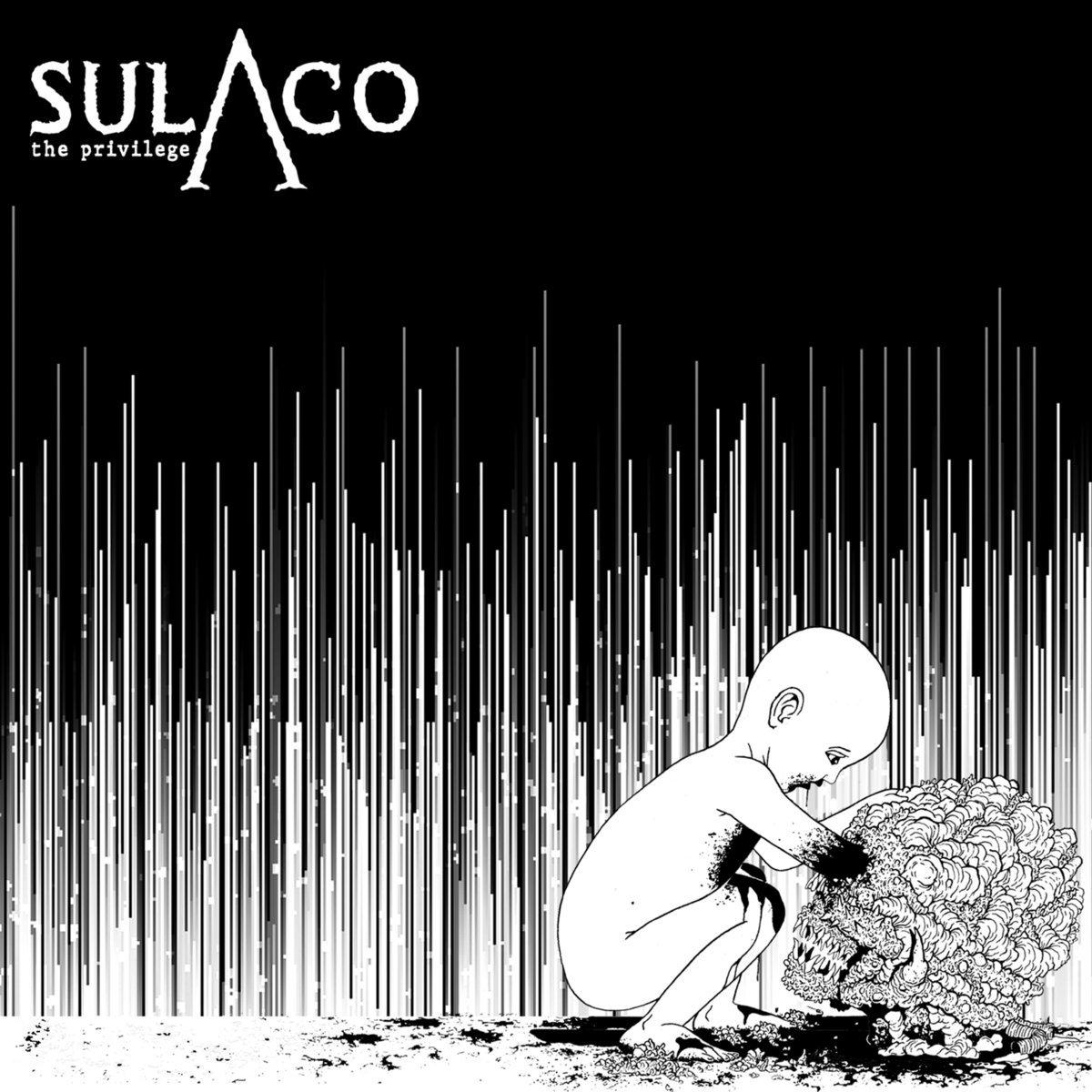 "TNTCLS 013 - SULACO - ""The Privilege"" - CD Ltd Digisleeve - PRE-ORDER"