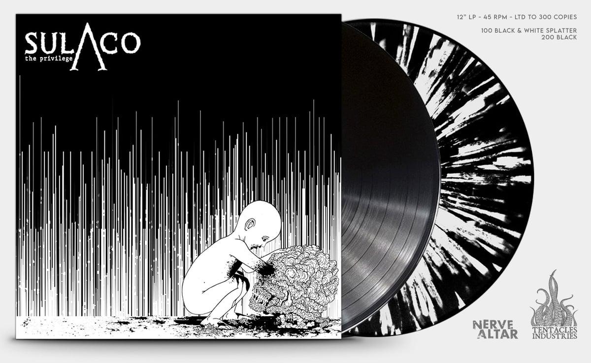 """TNTCLS 013 - SULACO - """"The Privilege"""" - Ltd 12"""" LP - PRE-ORDER"""