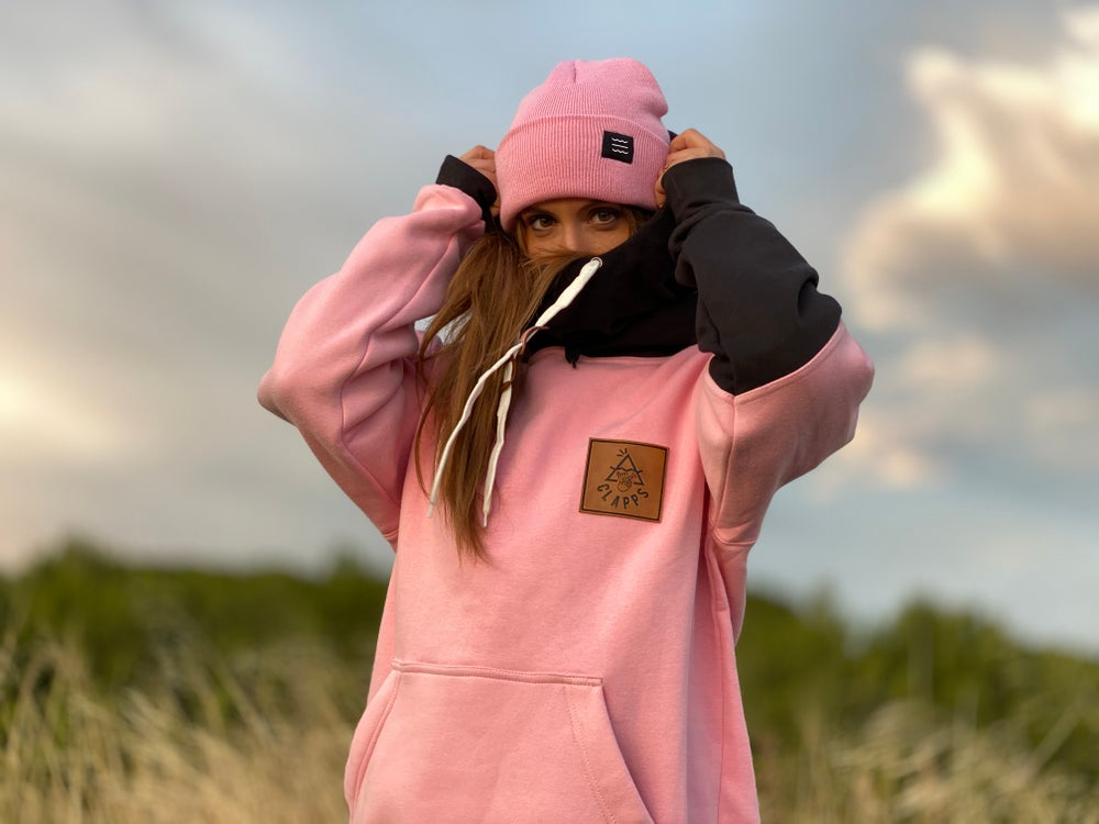 Image of Tall Hoodie  - Limited Edition - PINK