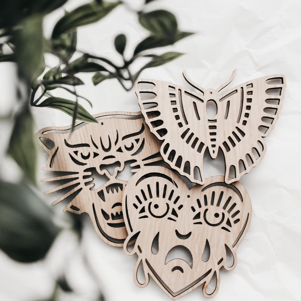 Image of Decorative Ornament Set