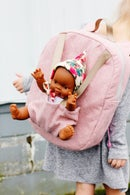 Image 2 of BABY DOLL CARRIER BACKPACK PDF Pattern