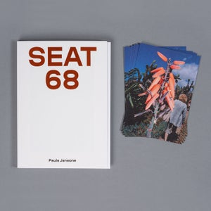 Image of Seat 68 with 5 postcards