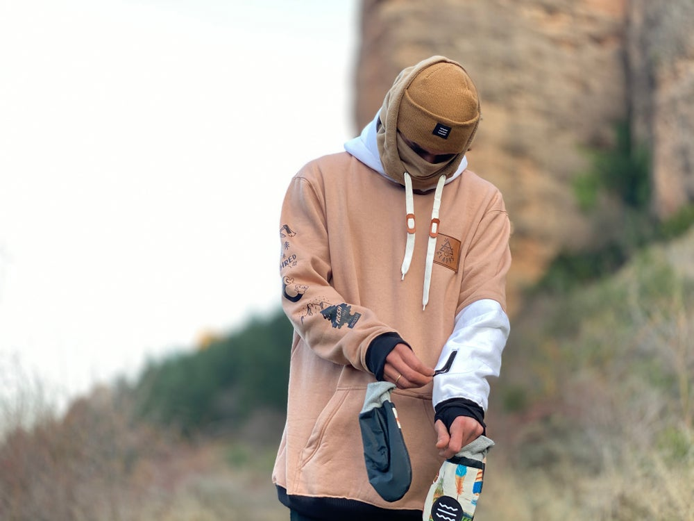 Image of Tall Hoodie  - Limited Edition - SAND