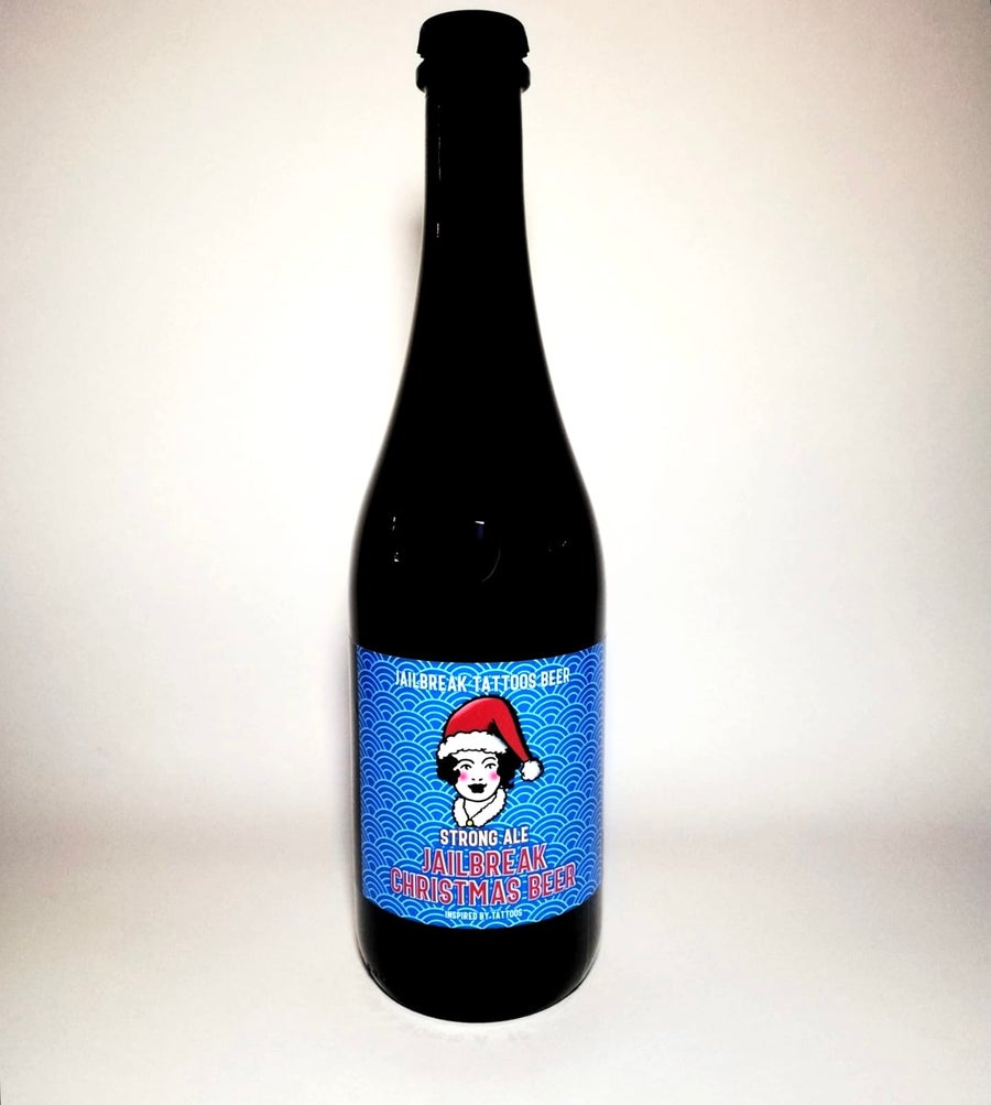 Image of Jailbreak Christmas Beer limited edition 2020