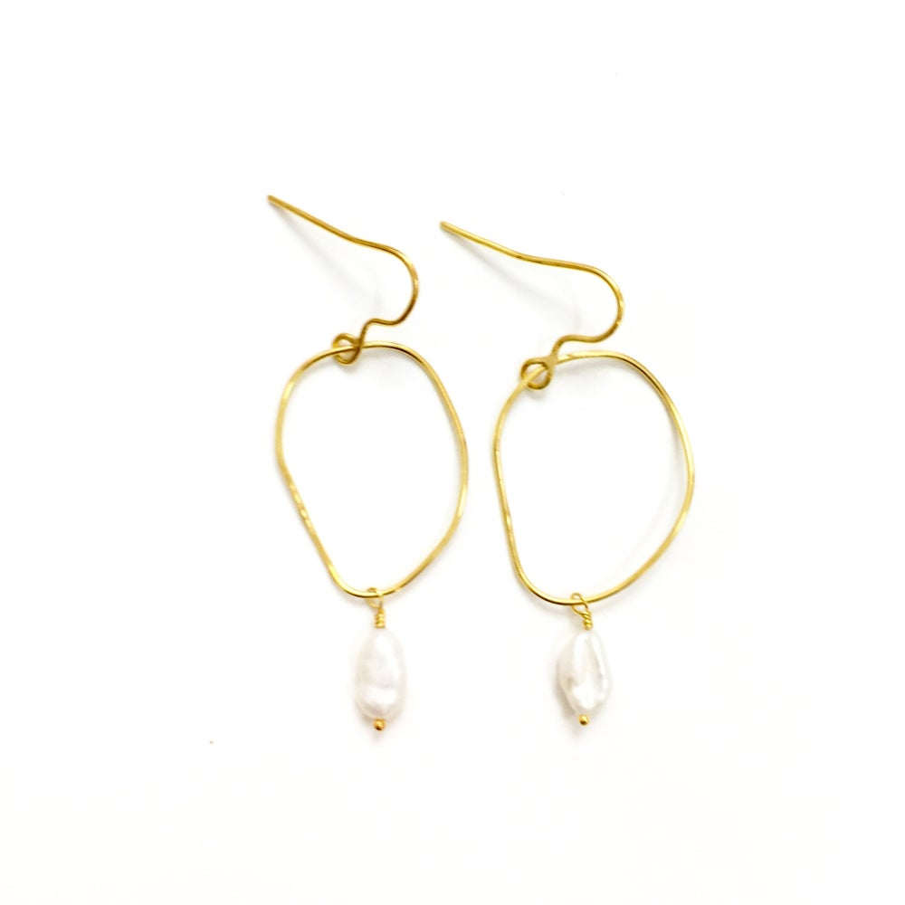 Image of Boucles d'oreilles «Angelica»