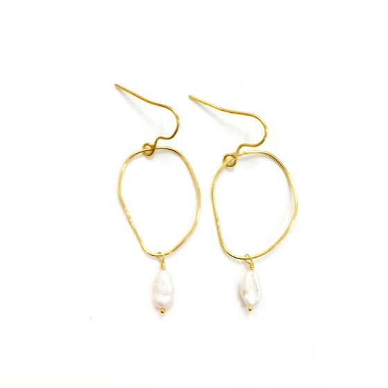 Image of Boucles d'oreilles «Angelica »