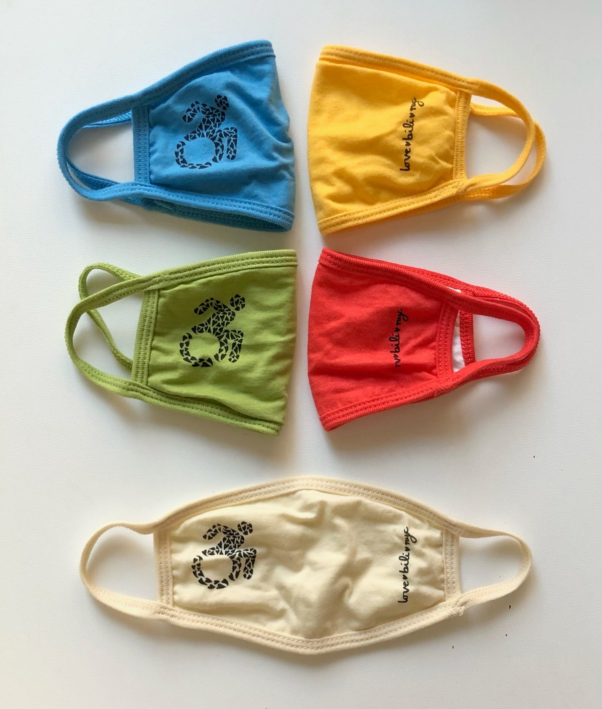 Image of face mask (pack of 5)