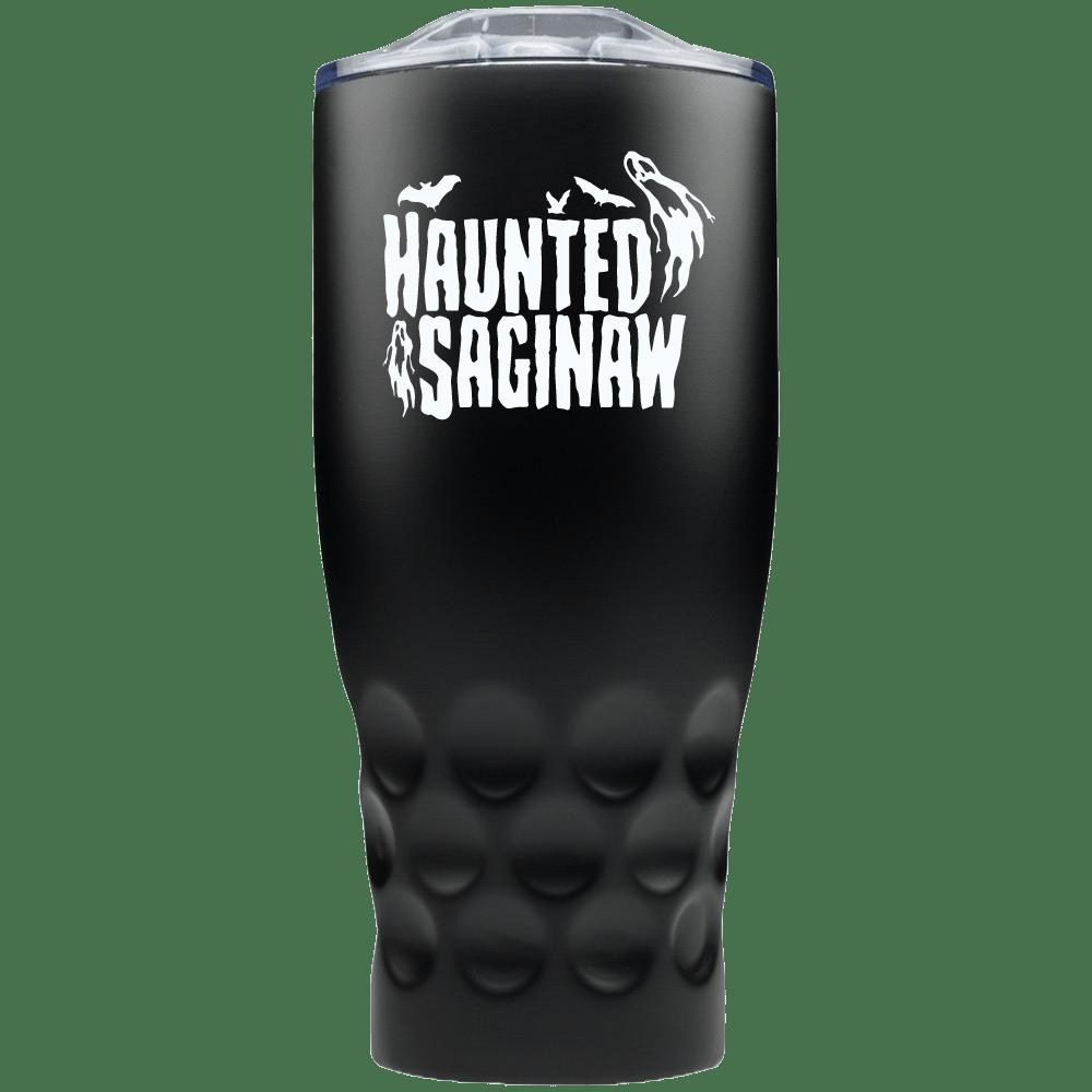 Image of Haunted Saginaw House Stainless Steel Travel Mug