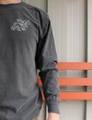 Image of Swift & Finch Long Sleeve Shirt (Pepper Grey)