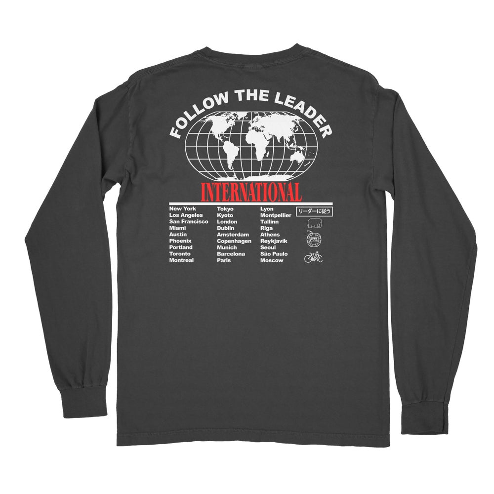 Image of Worldwide Longsleeve (Shadow)