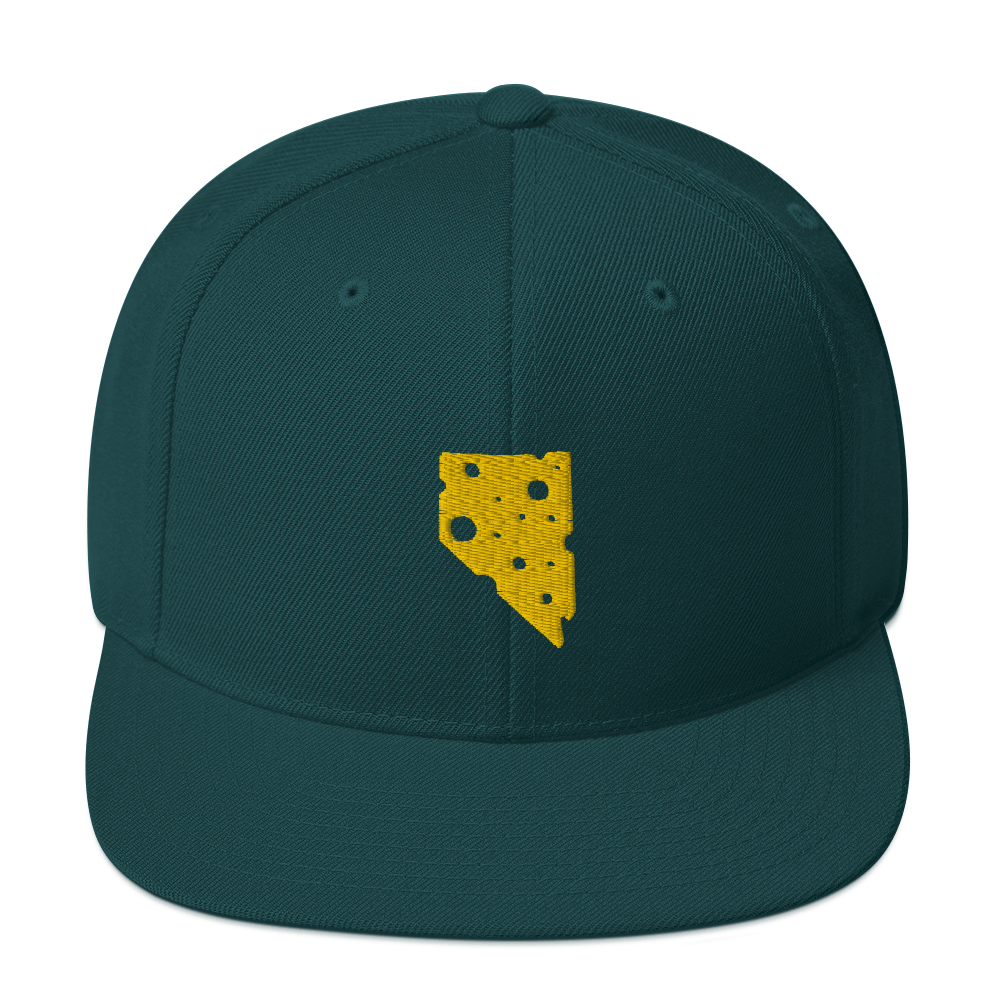 Image of NEVADA CHEESE SNAPBACK