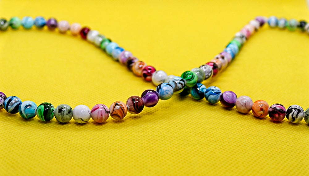 Image of 'Pastel Collection' African Waistbeads