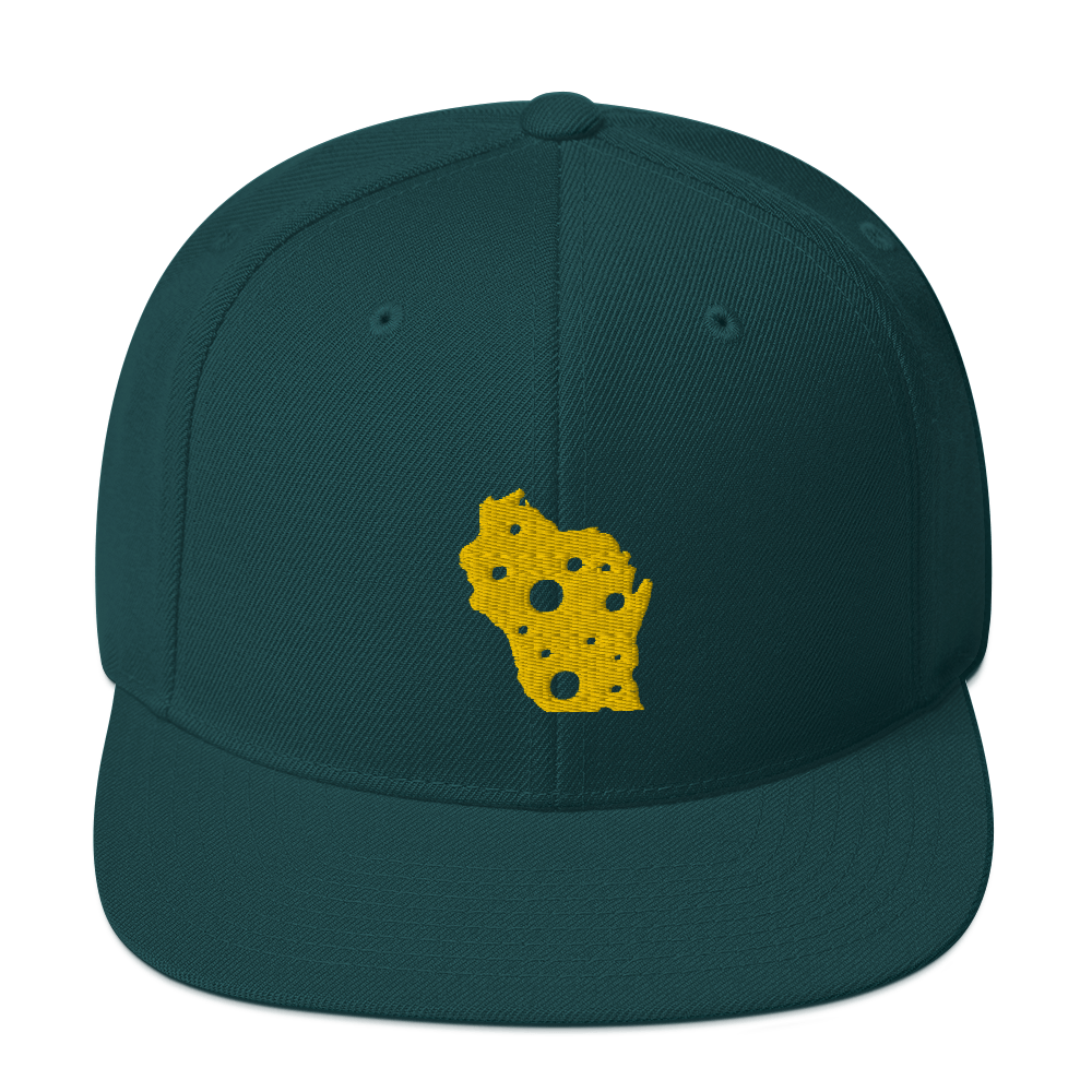 Image of WISCONSIN CHEESE SNAPBACK