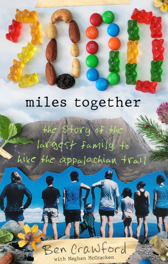Image of 2000 Miles Together Paperback + Instant Download