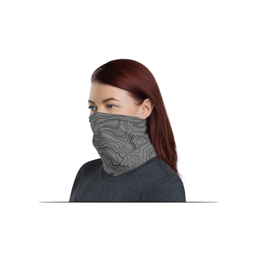 Image of Range Day Tamography™ Neck Gaiter Face Masks