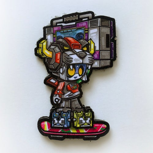 Image of Pandatron Patch