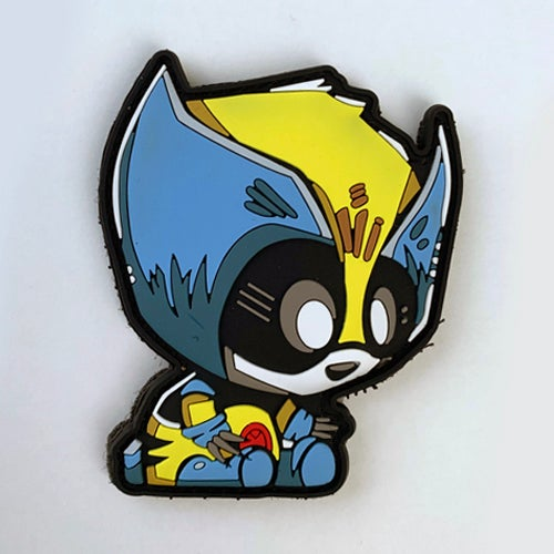 Image of Pandarine Patch [Rubber]