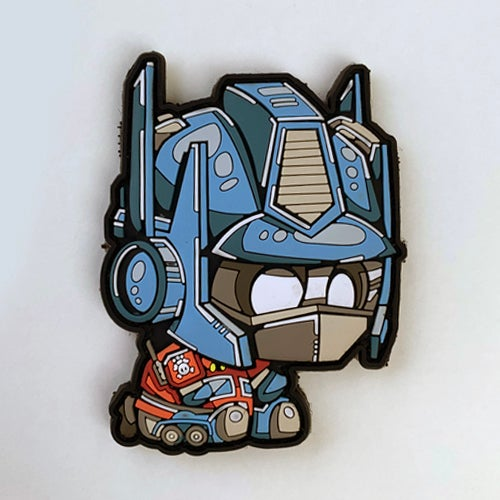 Image of Optimus Panda Patch [Rubber]