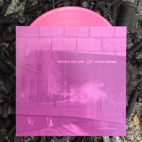 Image of CSC-Distro - What of Us /Hive Mind Split 7 inch