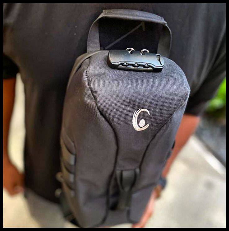 Image of CS Hybrid Sling ™ - BLACK