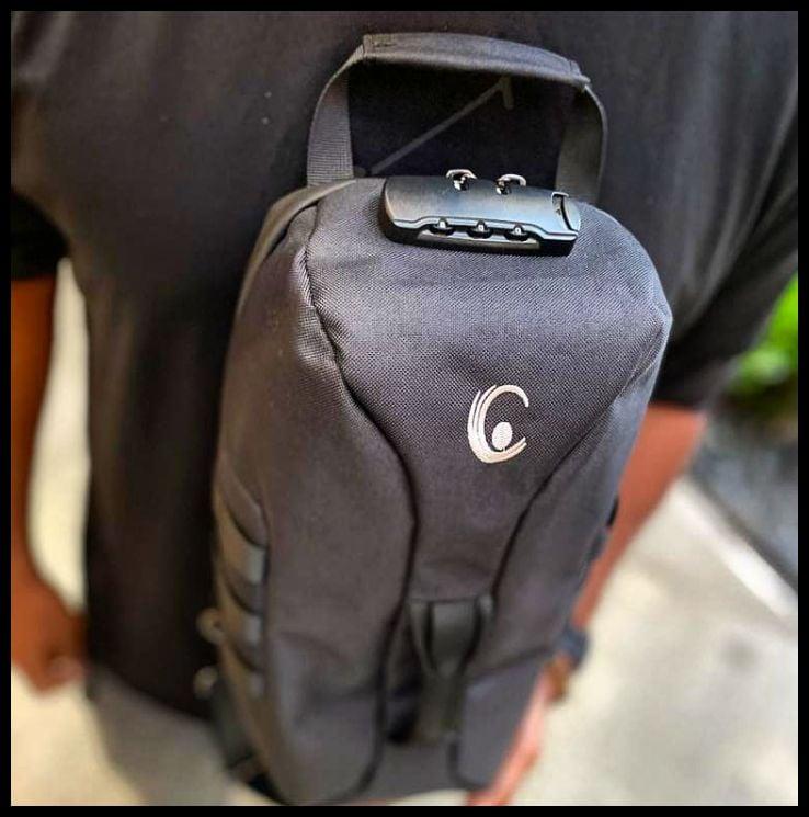 Image of CS Hybrid Sling ™ - BLACK