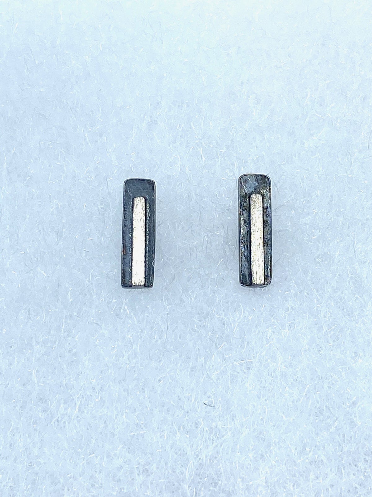 **25% Off** Small Silver Post Earrings by Heather Guidero