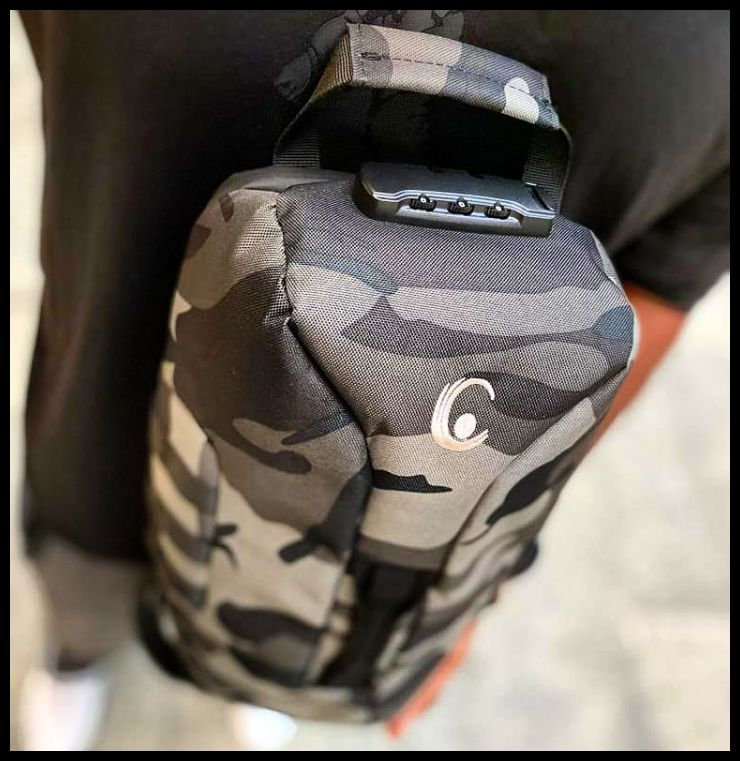 Image of CS HYBRID SLING ™ - Grey Man Camouflage