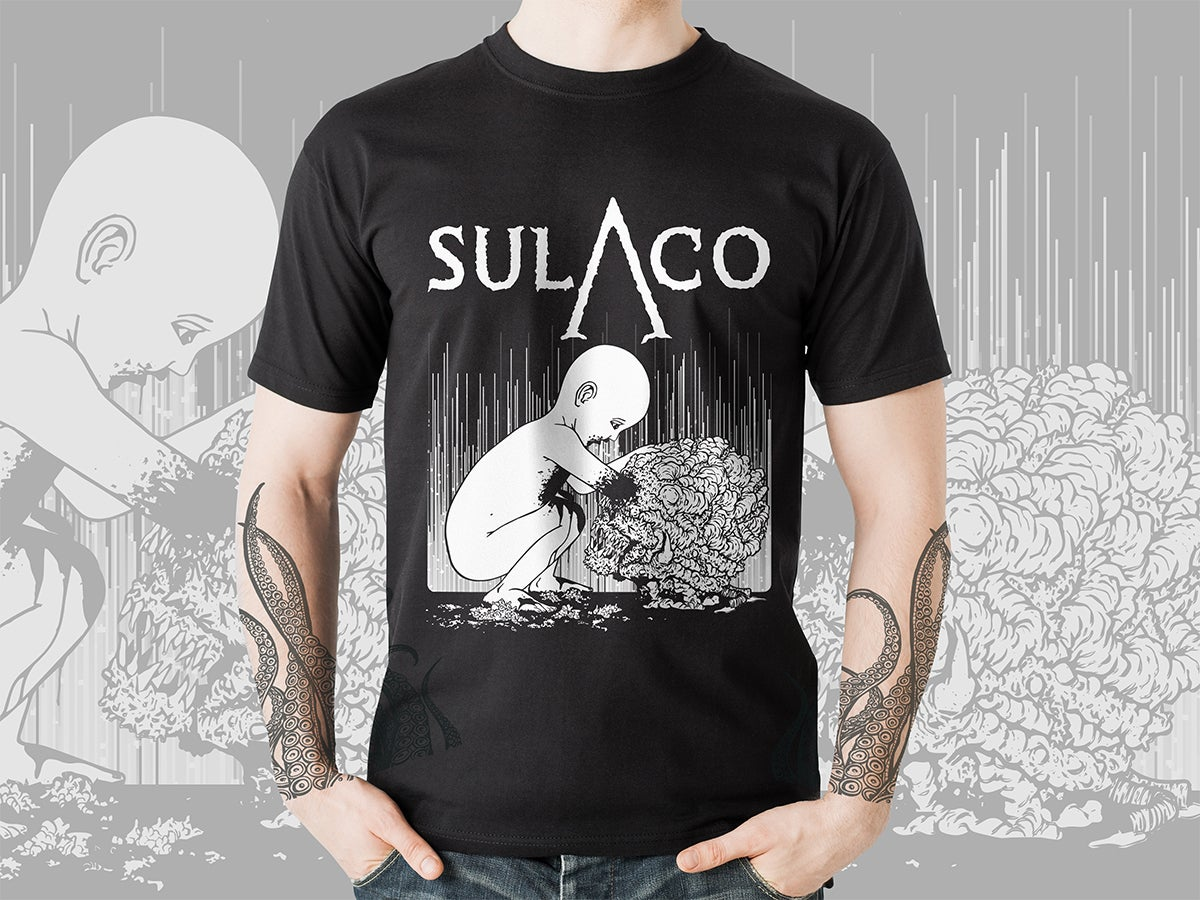 TNTCLS 013 - SULACO DIE-HARD FAN BUNDLE [ CD + LP + TAPE + SHIRT + BUTTONS ] - PRE-ORDER