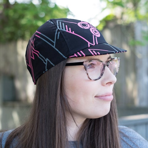 Image of PEDAL Consumption Cascades Cycling Cap