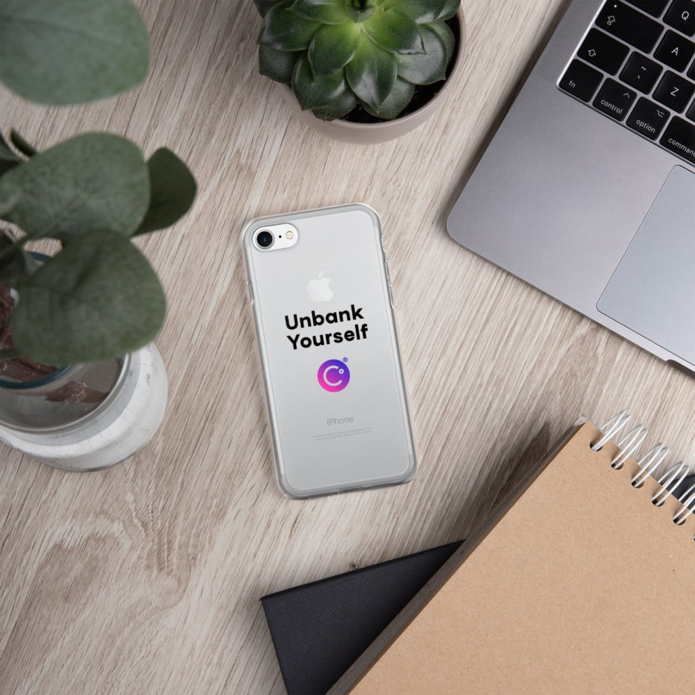 Image of Unbank Yourself iPhone Case