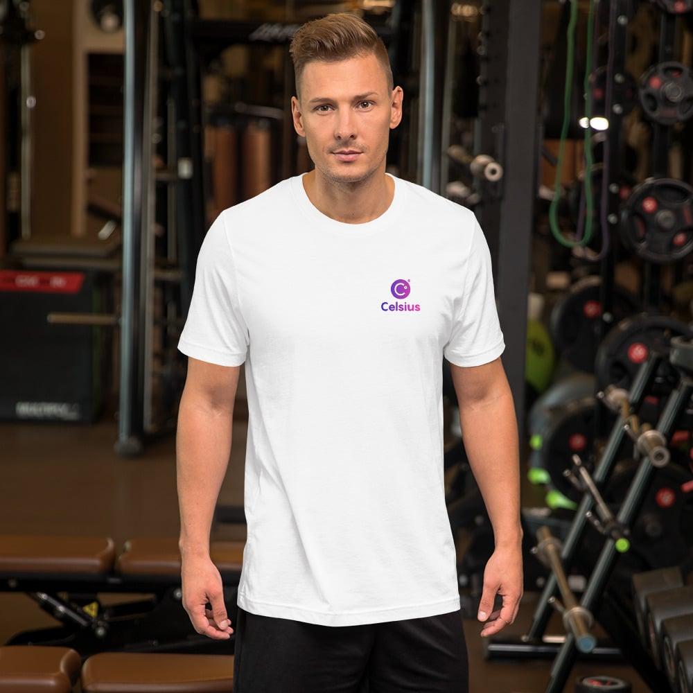 Image of Celsius Unisex White T-Shirt