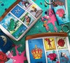 Loteria coin purse #2 style