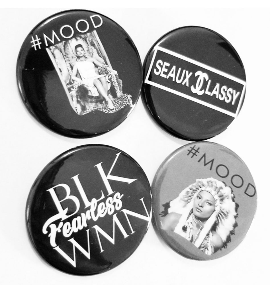 Image of Ladies First Button Pack