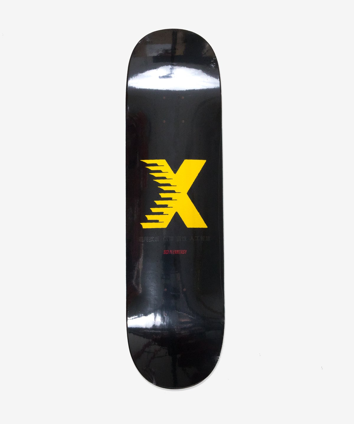 Image of SCI-FI FANTASY_X LOGO DECK (shipping included)