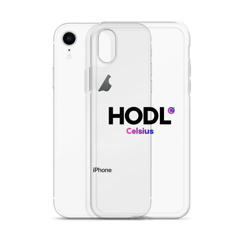 Image of HODL iPhone Case